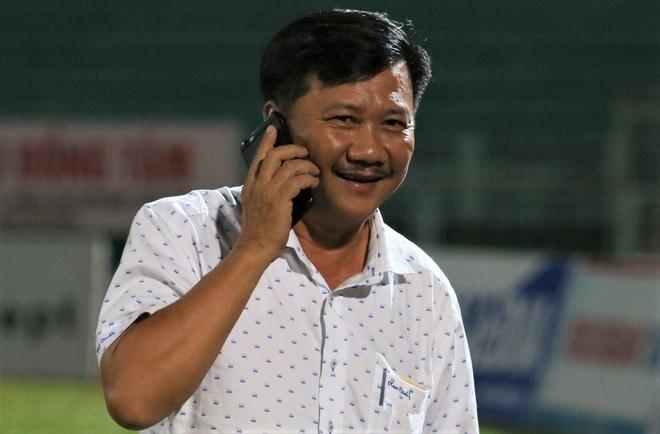 Chủ tịch CLB Quảng Nam: 'Tôi không xin VPF 5 tỷ'