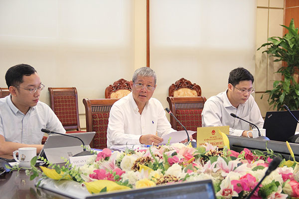 Đề xuất mở rộng dự án Nâng cao năng lực bảo đảm ATTT tại Việt Nam
