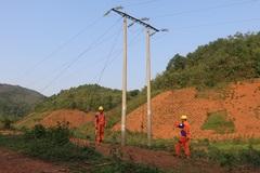 174 hộ dân ở xã Mường Sang đã được sử dụng điện lưới quốc gia