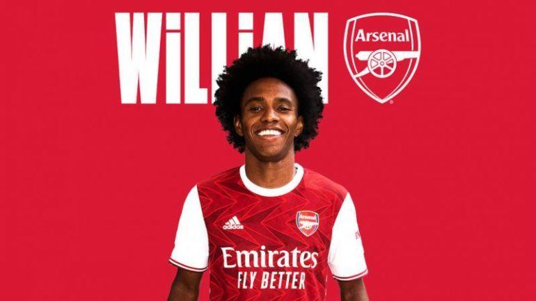 MU, Man City đề nghị ký Willian trước khi gia nhập Arsenal