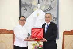 Cambodia honours late Vietnamese Ambassador