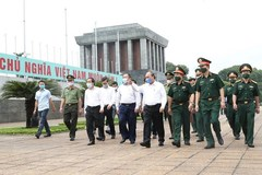 PM agrees to reopen President Ho Chi Minh Mausoleum from Aug 15