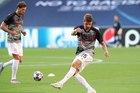 Barca 1-1 Bayern: Alaba đốt đền (H1)