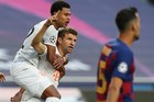 Barca 1-2 Bayern: Perisic tái lập thế dẫn trước cho Hùm xám (H1)
