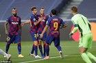 Barca 1-4 Bayern: Hùm xám quá nhanh, quá nguy hiểm (H1)