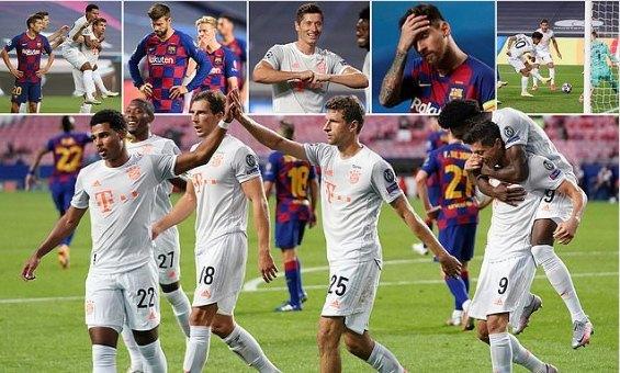 Xác định 2 cặp đấu ở bán kết Champions League