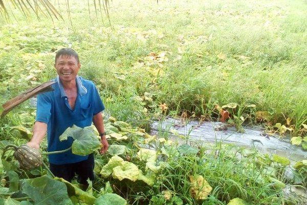 Huyện Trần Đề: Đa dạng hóa sinh kế và nhân rộng mô hình giảm nghèo