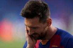 Huyền thoại MU bảo Messi hãy rời Barca