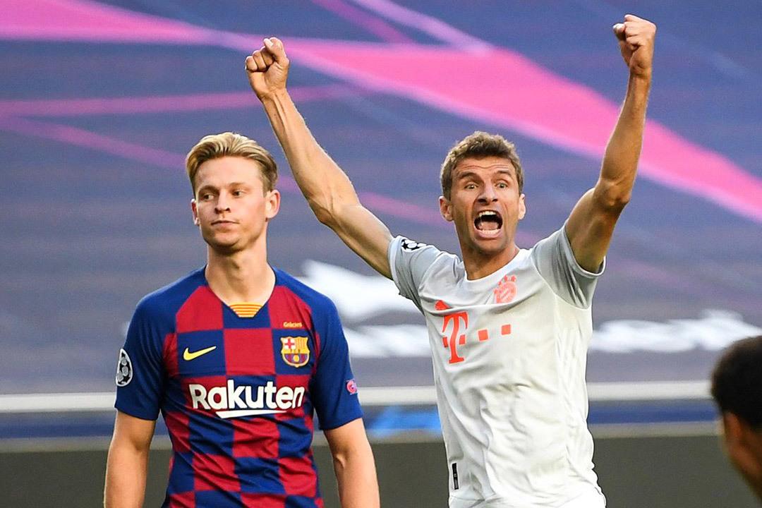 Muller: 'Bayern thắng Barca đẹp hơn Đức hạ Brazil 7-1'