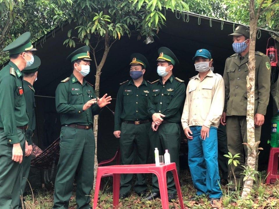 Kêu gọi hỗ trợ Bộ đội biên phòng tỉnh Quảng Trị phòng, chống dịch Covid-19