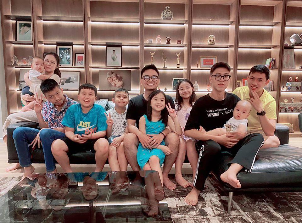 Nhà sang trọng của MC Thành Trung và vợ cựu tiếp viên hàng không