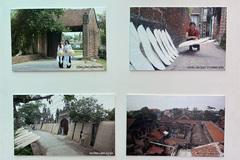 Exhibition features old villages