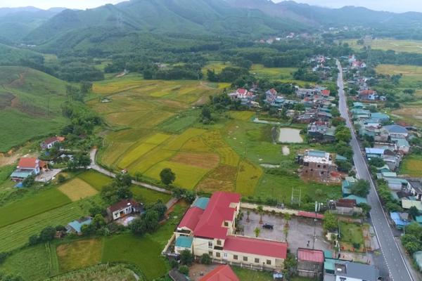 Từ năm 2018 đến nay, xã Dương Huy không còn hộ nghèo