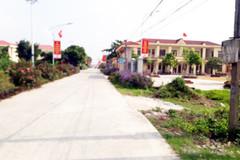 Xã Liêm Phong chú trọng tiêu chí môi trường trong xây dựng NTM
