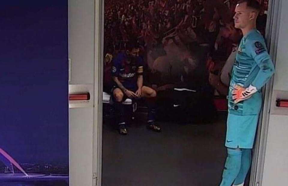 Xót xa hình ảnh Messi, Klopp nhất Ngoại hạng Anh