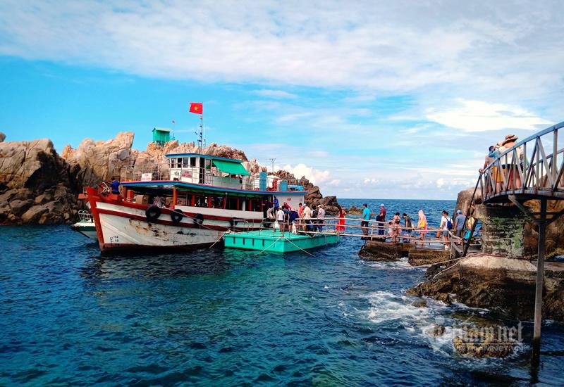 Độc nhất đất Việt: Hòn đảo rợp trời hải âu, chỉ đón 300 khách/ngày
