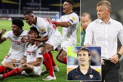 MU vs Sevilla: Đụng phải khắc tinh, Quỷ đỏ run rẩy