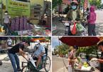 VND0 supermarket for needy people in Da Nang