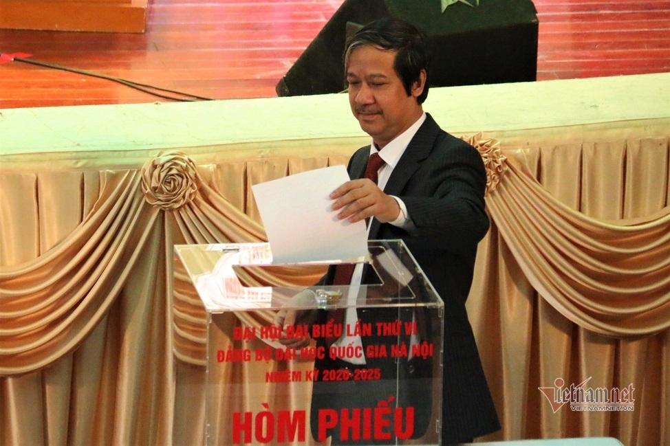 ĐH Quốc gia Hà Nội muốn vào top 500 trường hàng đầu thế giới