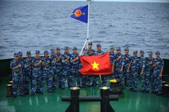 Accelerating implementation of project to build Vietnam Coast Guard in 2021-2025