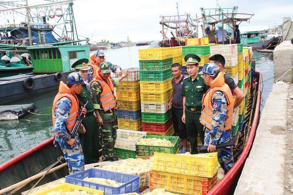 CSB Việt Nam tăng cường tuần tra, ngăn chặn xuất nhập cảnh trái phép bằng đường biển