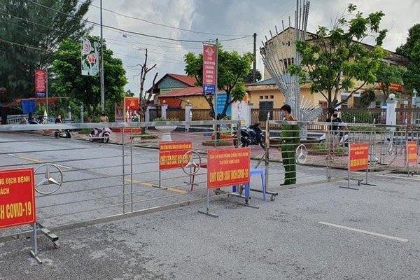 Trốn cách ly lên Hà Nội ôn bài, sinh viên Hải Dương bị phạt 3,5 triệu
