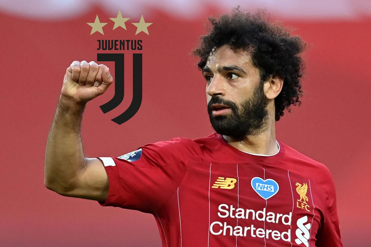 Juventus nổ 'bom tấn' Salah trị giá 100 triệu euro