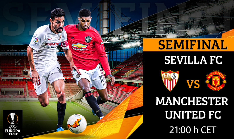 Xem lại bóng đá Sevilla vs Man United, Europa League – 17/08/2020