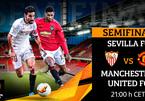 Trực tiếp MU vs Sevilla: Đại chiến lấy vé chung kết