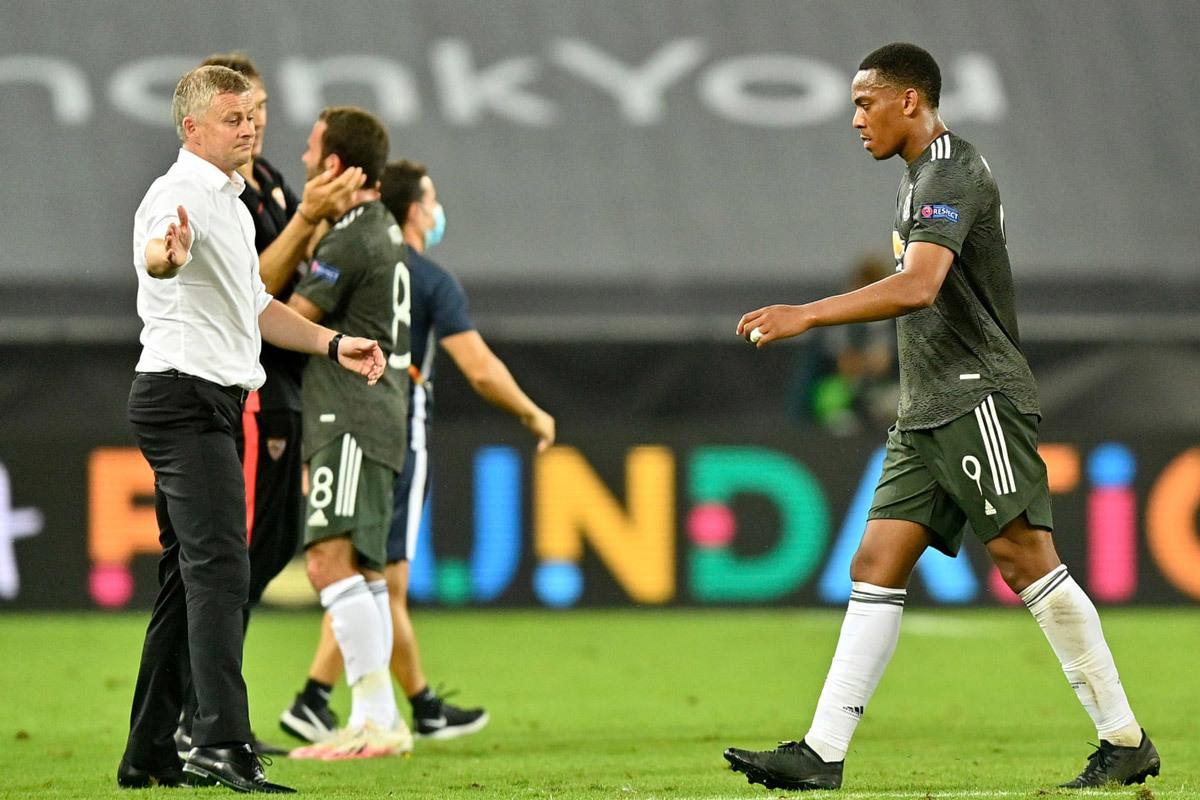 MU vỡ mộng Europa League: Thất vọng Solskjaer!