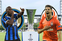 Inter vs Shakhtar Donetsk: Trận chiến rực lửa