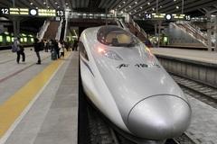 Trung Quốc chi - tiêu lớn chưa từng có cho tham vọng đường sắt cao tốc