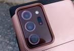 Galaxy Note20 bị tố lỗi camera 'sương mù'