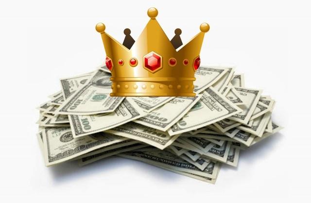 Lộ diện 'kho tiền' của 10 'ông vua tiền mặt' trên sàn chứng khoán