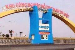 Khu CNHT Nam Hà Nội đã hoàn thành giai đoạn 1
