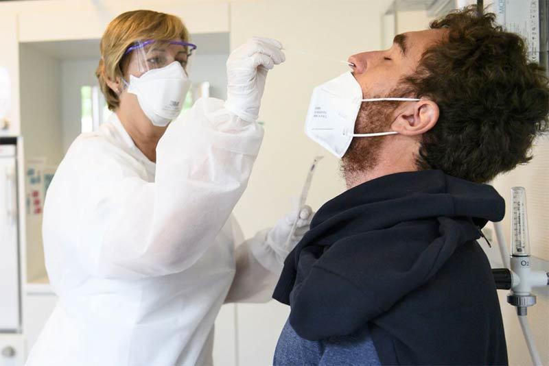 Thụy Sĩ phát hiện mầm bệnh Covid-19 trên da người có xét nghiệm âm tính