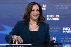 Đường thăng tiến của nữ Phó tổng thống Mỹ đắc cử