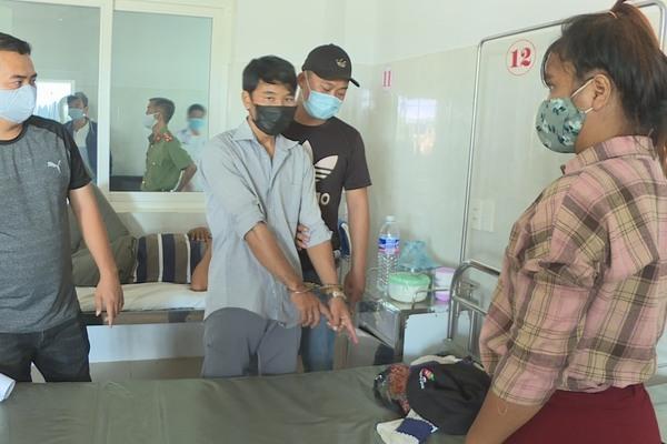 Công an vây bắt 2 con nghiện chuyên vào bệnh viện trộm cắp