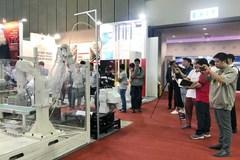 Hà Nội chuẩn bị tổ chức triển lãm quốc tế trưng bày các sản phẩm CNHT năm 2020