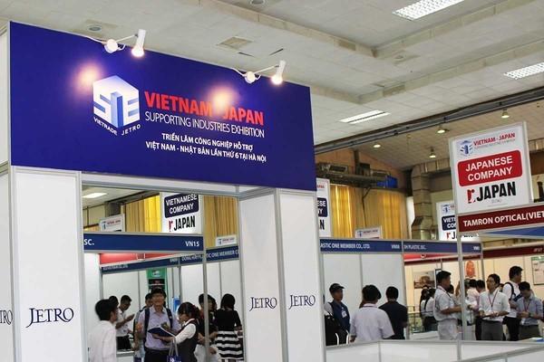Sắp giao thương trực tuyến sản phẩm công nghiệp hỗ trợ Việt Nam - Nhật Bản