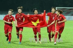 Women's national football team keep top place in Southeast Asia