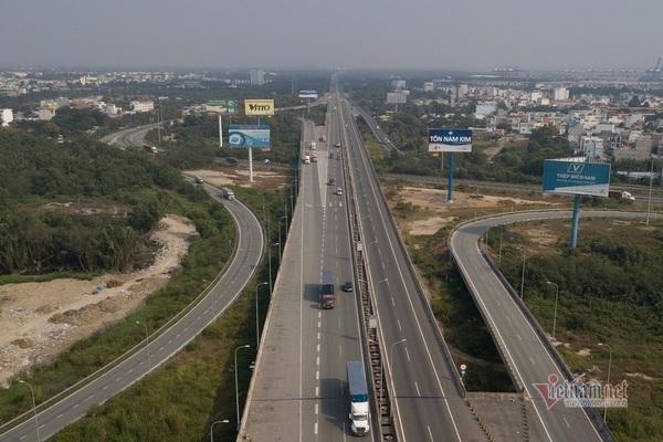 Gần 10.000 tỷ mở rộng 24km cao tốc TP.HCM - Long Thành - Dầu Giây