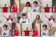 Hàng loạt sao Việt cổ vũ chống dịch: Lời nhắn 'Mạnh mẽ lên!'