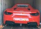 Siêu xe Ferrari bỏ quên tại cảng Hải Phòng, đấu giá khởi điểm 1,3 tỷ đồng