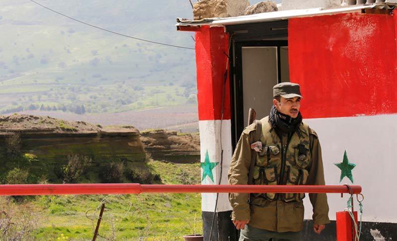 Syria tố chiến cơ Mỹ oanh tạc chốt quân sự