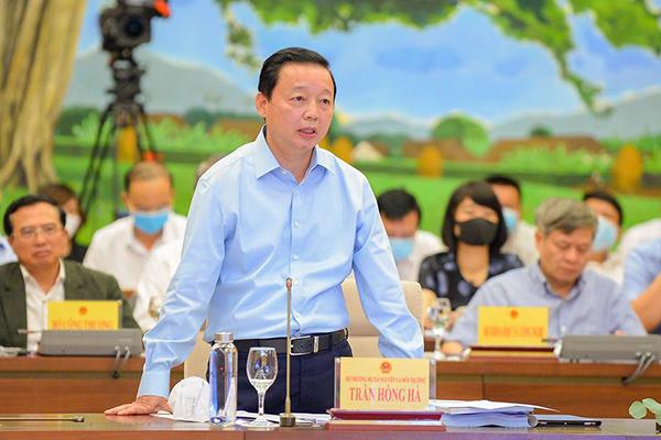 Hai Bộ trưởng lo lắng khi hơn 70% nguồn nước phụ thuộc vào nước ngoài