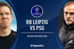 Xem trực tiếp PSG vs RB Leipzig ở kênh nào?