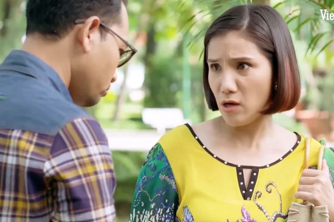 'Gạo nếp gạo tẻ 2' tập 28, bà Quỳnh và con rể liên minh chiếm nhà con gái