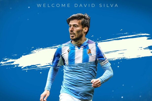 Rời Man City, David Silva bất ngờ gia nhập Real Sociedad