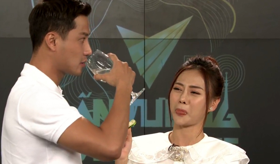 Thanh Sơn nhắc Quỳnh Kool nhưng mong đóng cảnh yêu với Phương Oanh